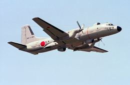A-330さんが、入間飛行場で撮影した航空自衛隊 YS-11A-402ELの航空フォト(飛行機 写真・画像)