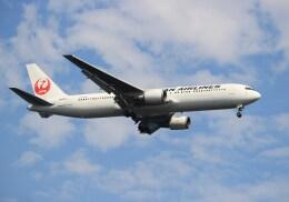 mahiちゃんさんが、羽田空港で撮影した日本航空 767-346/ERの航空フォト(飛行機 写真・画像)