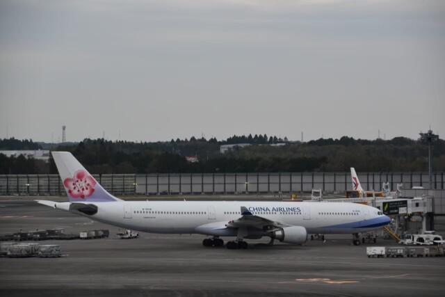 Anchorage2000さんが、成田国際空港で撮影したチャイナエアライン A330-302の航空フォト(飛行機 写真・画像)