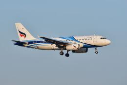 航空フォト:HS-PPM バンコクエアウェイズ A319