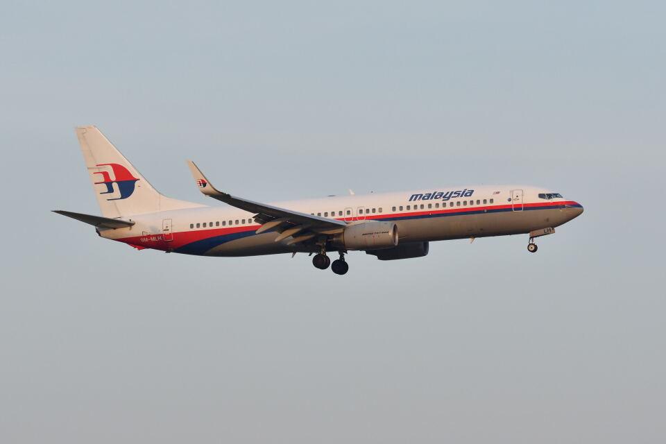 ポン太さんのマレーシア航空 Boeing 737-800 (9M-MLH) 航空フォト