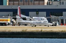 TA27さんが、ロンドン・シティ空港で撮影した不明 550B Citation Bravoの航空フォト(飛行機 写真・画像)