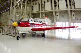 yabyanさんが、かかみがはら航空博物館で撮影した航空自衛隊 T-3の航空フォト(飛行機 写真・画像)