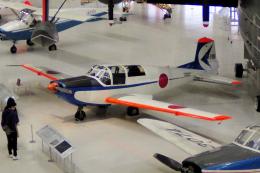 yabyanさんが、かかみがはら航空博物館で撮影した防衛省 技術研究本部 91B Safir Kai (X1G)の航空フォト(飛行機 写真・画像)