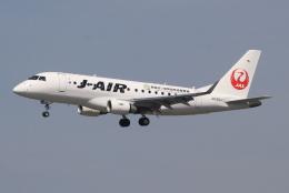 キイロイトリさんが、伊丹空港で撮影したジェイエア ERJ-170-100 (ERJ-170STD)の航空フォト(飛行機 写真・画像)