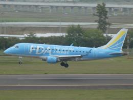 宮城の航空ファンさんが、仙台空港で撮影したフジドリームエアラインズ ERJ-170-100 (ERJ-170STD)の航空フォト(飛行機 写真・画像)