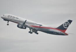 takikoki50000さんが、関西国際空港で撮影したSF エアラインズ 757-223(PCF)の航空フォト(飛行機 写真・画像)