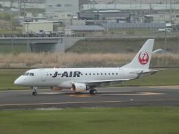 宮城の航空ファンさんが、仙台空港で撮影したジェイエア ERJ-170-100 (ERJ-170STD)の航空フォト(飛行機 写真・画像)