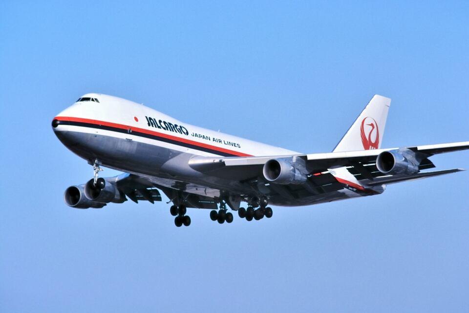 パール大山さんの日本航空 Boeing 747-200 (JA8151) 航空フォト