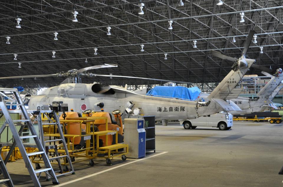 チャーリーマイクさんの海上自衛隊 Mitsubishi SH-60J (8285) 航空フォト