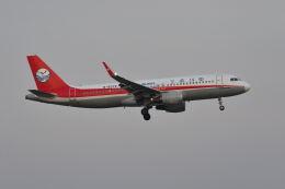 航空フォト:B-8372 四川航空 A320