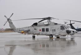 チャーリーマイクさんが、新田原基地で撮影した海上自衛隊 SH-60Kの航空フォト(飛行機 写真・画像)