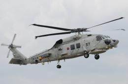 チャーリーマイクさんが、長崎空港で撮影した海上自衛隊 SH-60Kの航空フォト(飛行機 写真・画像)