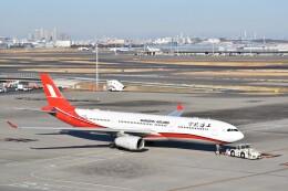 Anchorage2000さんが、羽田空港で撮影した上海航空 A330-343Xの航空フォト(飛行機 写真・画像)