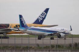 mahiちゃんさんが、羽田空港で撮影した全日空 A321-272Nの航空フォト(飛行機 写真・画像)