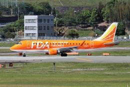 kan787allさんが、福岡空港で撮影したフジドリームエアラインズ ERJ-170-200 (ERJ-175STD)の航空フォト(飛行機 写真・画像)