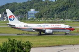 kan787allさんが、福岡空港で撮影した中国東方航空 737-79Pの航空フォト(飛行機 写真・画像)
