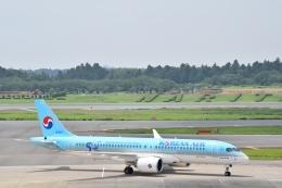 Anchorage2000さんが、成田国際空港で撮影した大韓航空 BD-500-1A11 CSeries CS300の航空フォト(飛行機 写真・画像)