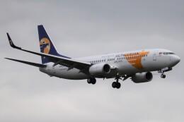 BOEING737MAX-8さんが、成田国際空港で撮影したMIATモンゴル航空 737-8SHの航空フォト(飛行機 写真・画像)