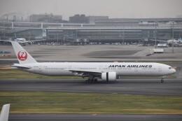 PIRORINGさんが、羽田空港で撮影した日本航空 777-346/ERの航空フォト(飛行機 写真・画像)
