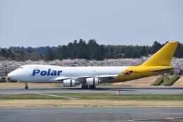 PIRORINGさんが、成田国際空港で撮影したポーラーエアカーゴ 747-46NF/SCDの航空フォト(飛行機 写真・画像)