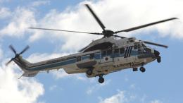 cathay451さんが、神戸空港で撮影した海上保安庁 EC225LP Super Puma Mk2+の航空フォト(飛行機 写真・画像)