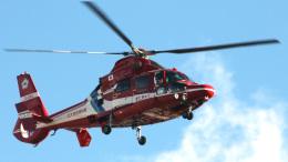 cathay451さんが、神戸空港で撮影した北九州市消防航空隊 AS365N3 Dauphin 2の航空フォト(飛行機 写真・画像)