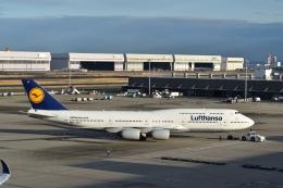 Anchorage2000さんが、羽田空港で撮影したルフトハンザドイツ航空 747-830の航空フォト(飛行機 写真・画像)