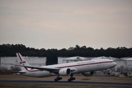 Anchorage2000さんが、成田国際空港で撮影したガルーダ・インドネシア航空 777-3U3/ERの航空フォト(飛行機 写真・画像)