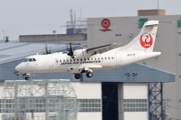 Gripen-YNさんが、伊丹空港で撮影した日本エアコミューター ATR-42-600の航空フォト(飛行機 写真・画像)