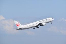 Anchorage2000さんが、羽田空港で撮影した日本航空 767-346/ERの航空フォト(飛行機 写真・画像)