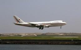 LEVEL789さんが、羽田空港で撮影したチャイナエアライン 747-209Bの航空フォト(飛行機 写真・画像)