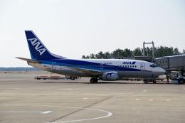 れぐぽよさんが、小松空港で撮影したエアーニッポン 737-54Kの航空フォト(飛行機 写真・画像)