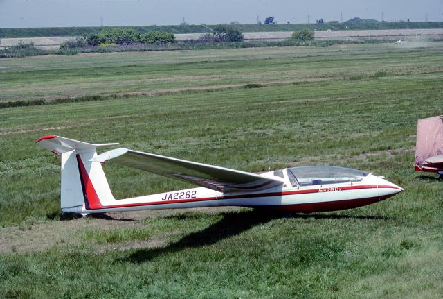 JAパイロットさんが、関宿滑空場で撮影した不明の航空フォト(飛行機 写真・画像)