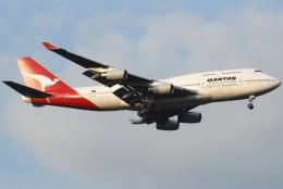 jun☆さんが、成田国際空港で撮影したカンタス航空 747-438の航空フォト(飛行機 写真・画像)