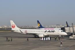 Anchorage2000さんが、羽田空港で撮影したジェイエア ERJ-190-100(ERJ-190STD)の航空フォト(飛行機 写真・画像)