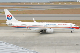 jun☆さんが、中部国際空港で撮影した中国東方航空 737-89Pの航空フォト(飛行機 写真・画像)