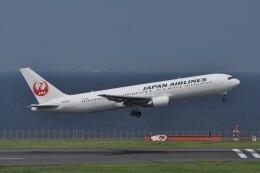 kumagorouさんが、羽田空港で撮影した日本航空 767-346/ERの航空フォト(飛行機 写真・画像)