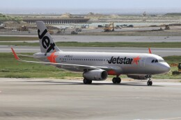 フッ軽の極美さんが、那覇空港で撮影したジェットスター・ジャパン A320-232の航空フォト(飛行機 写真・画像)