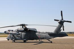 チャーリーマイクさんが、新田原基地で撮影した航空自衛隊 UH-60Jの航空フォト(飛行機 写真・画像)