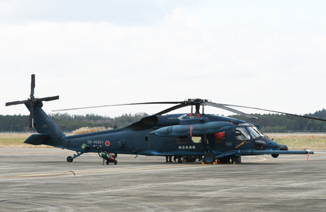 チャーリーマイクさんが、茨城空港で撮影した航空自衛隊 UH-60Jの航空フォト(飛行機 写真・画像)