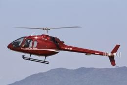 Hii82さんが、名古屋飛行場で撮影した日本法人所有 505 Jet Ranger Xの航空フォト(飛行機 写真・画像)