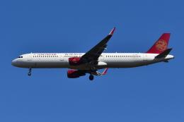 Deepさんが、成田国際空港で撮影した吉祥航空 A321-211の航空フォト(飛行機 写真・画像)