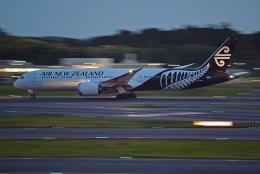 Souma2005さんが、成田国際空港で撮影したニュージーランド航空 787-9の航空フォト(飛行機 写真・画像)