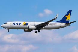 航空フォト:JA73NA スカイマーク 737-800