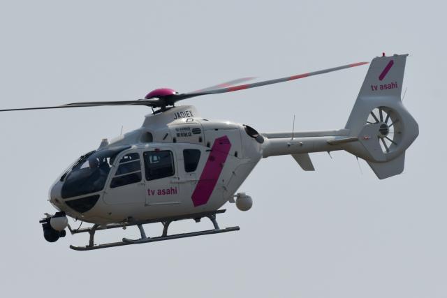 panchiさんが、成田国際空港で撮影した東邦航空 EC135T2の航空フォト(飛行機 写真・画像)