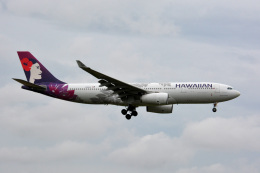 アルビレオさんが、成田国際空港で撮影したハワイアン航空 A330-243の航空フォト(飛行機 写真・画像)