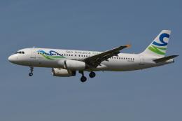Deepさんが、成田国際空港で撮影したスカイ・アンコール・エアラインズ A320-231の航空フォト(飛行機 写真・画像)
