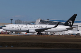 SIさんが、成田国際空港で撮影したユナイテッド航空 767-322/ERの航空フォト(飛行機 写真・画像)