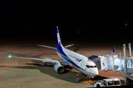 AXTファン210さんが、秋田空港で撮影した全日空 737-781の航空フォト(飛行機 写真・画像)